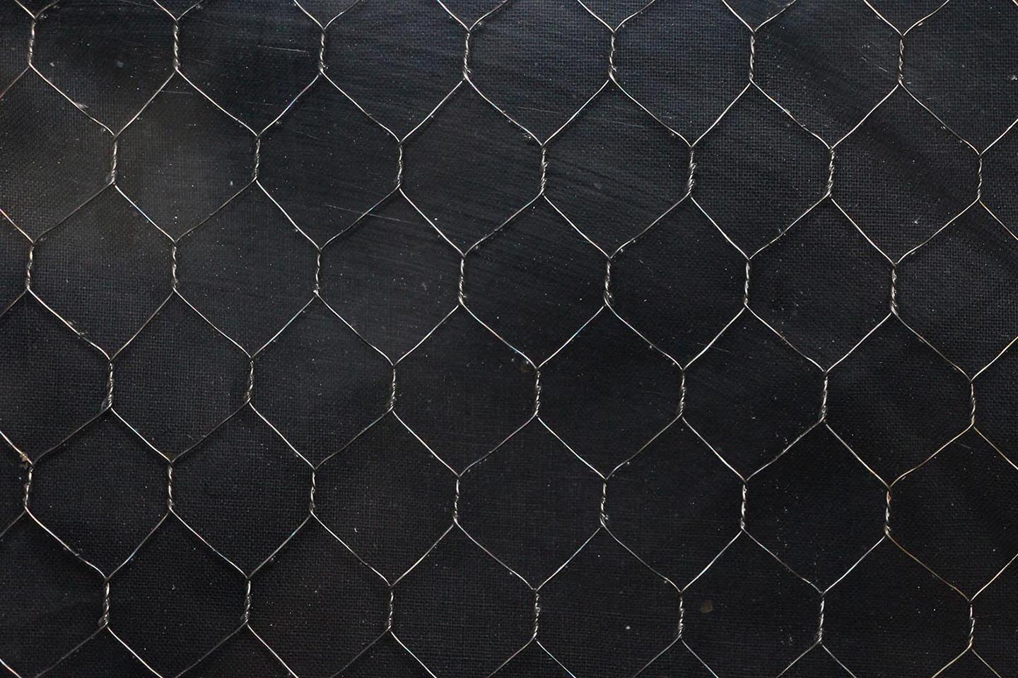 Clear Chicken Wire Glass | Olde Good Glass
